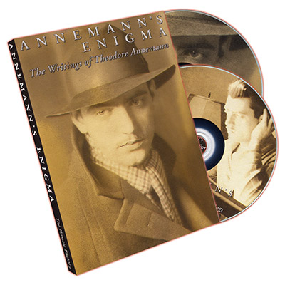 Annemann's Enigma (2 CD-Rom Set) by Theodore Annemann - DVD
