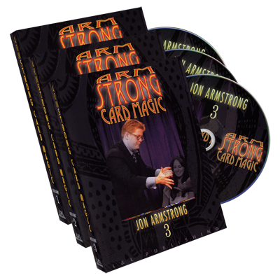 Armstrong Magic Vol. 1-3 by Jon Armstrong - DVD