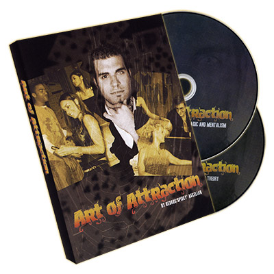Art of Attraction - DVD