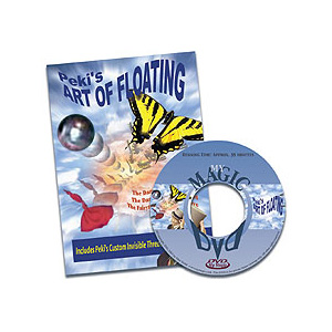 Peki's Art of Floating - DVD