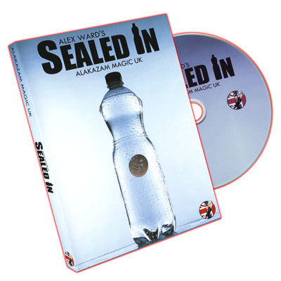 Sealed In by Alex Ward - DVD