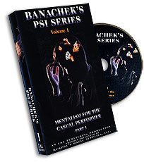 Psi Series Banachek- #1, DVD