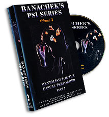 Psi Series Banachek- #2, DVD by L&L Publishing