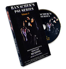 Psi Series Banachek- #3, DVD