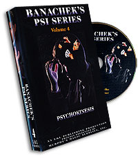 Psi Series Banachek- #4, DVD