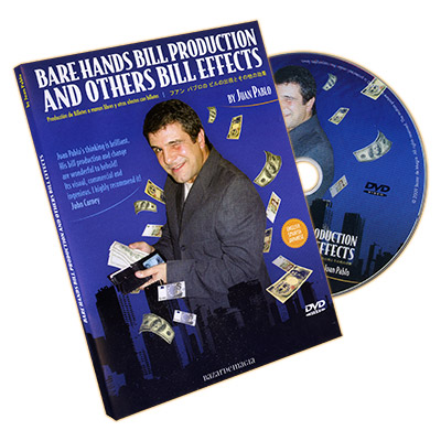 Bare Hands Bill Production and Other Bill Effects (incl. Gimmicks)