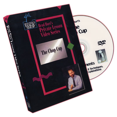 The Chop Cup - Brad Burt, DVD