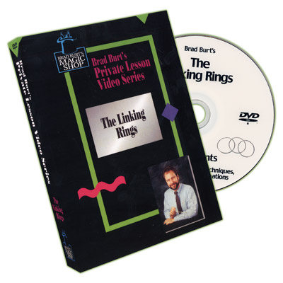 The Linking Rings - Brad Burt, DVD