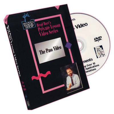 The Pass Video by Brad Burt - DVD