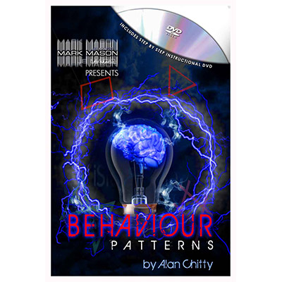 Behavior Patterns (DVD and Pad) by Alan Chitty and JB Magic - DVD