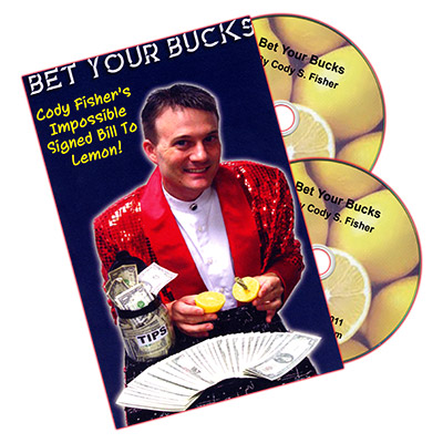 Bet Your Bucks by Cody Fisher - Trick