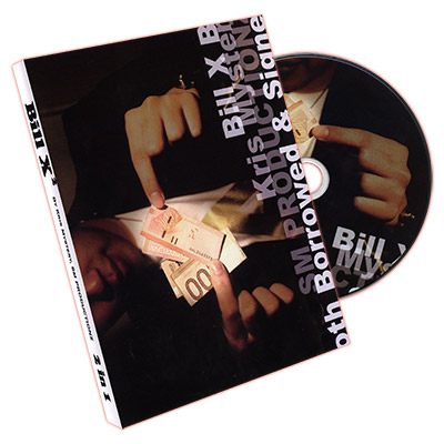 Bill x Bill by Kris Mystery and SansMinds - DVD