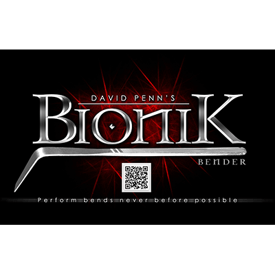 Bionik (DVD and Gimmick) by David Penn and World Magic Shop