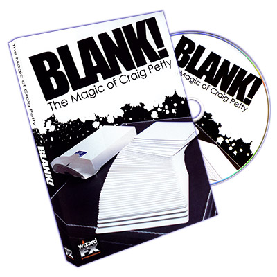 BLANK The Magic of Craig Petty - DVD