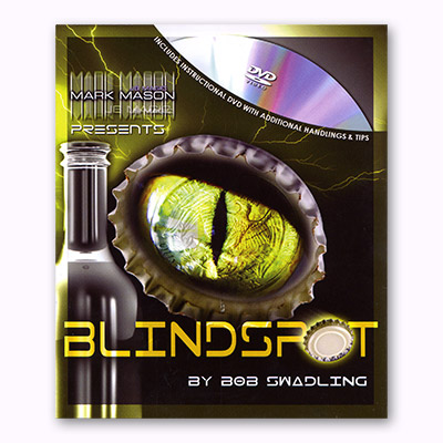 Blindspot (Gimmick and DVD) by Bob Swadling and JB Magic - DVD