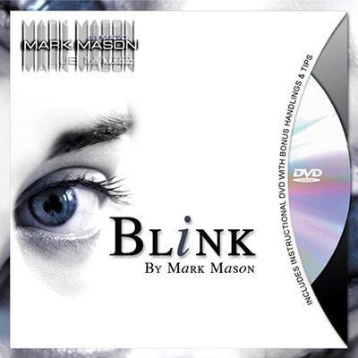 Blink (Gimmick & DVD) - Mark Mason & JB Magic