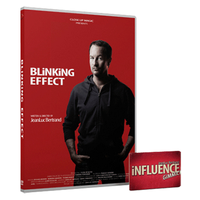 Blinking Effect Jean-Luc Bertrand