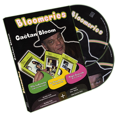 Bloomeries(2 DVD Set) by Gaetan Bloom - DVD
