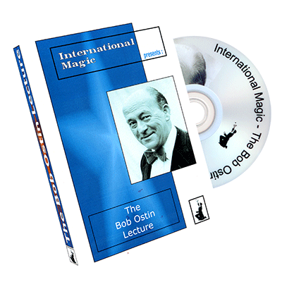 The Bob Ostin Lecture by International Magic - DVD