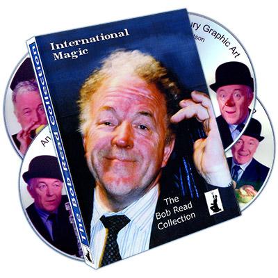 Bob Read Collection (4 DVD Set)