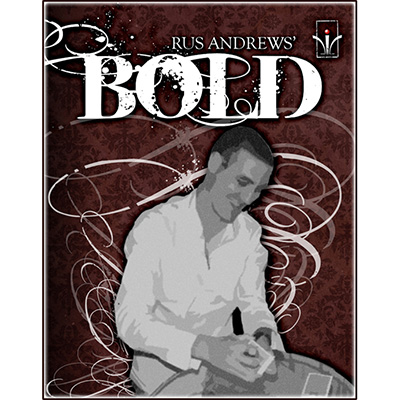 Bold by Russ Andrews and Merchant of Magic - DVD