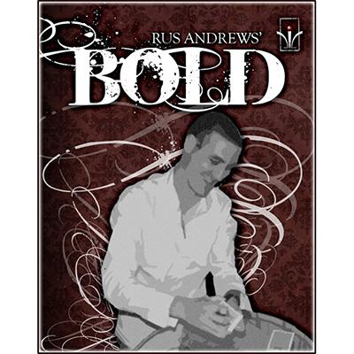 Bold - Russ Andrews & Merchant of Magic - DVD
