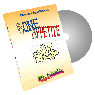 Bone Appetite by Wild-Colombini Magic - DVD