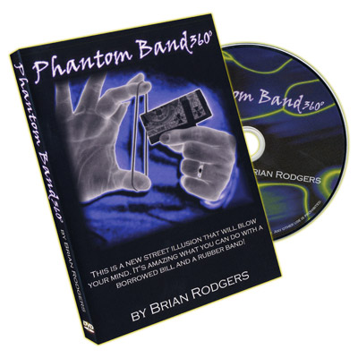Phantom Band 360 by Brian Rodgers - DVD