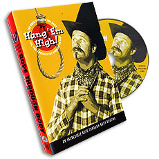 Hang Em' High ( ROPE THROUGH BODY ) Bob Sheets - DVD