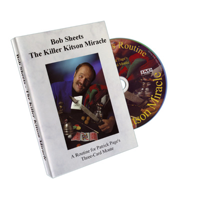 Killer Kitson Miracle by Bob Sheets - DVD