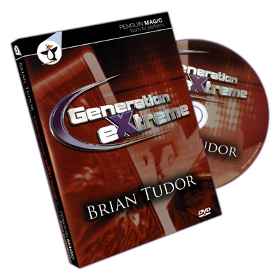 Generation Extreme by Brian Tudor - DVD