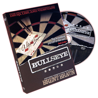 Bullseye by Brent Braun - DVD
