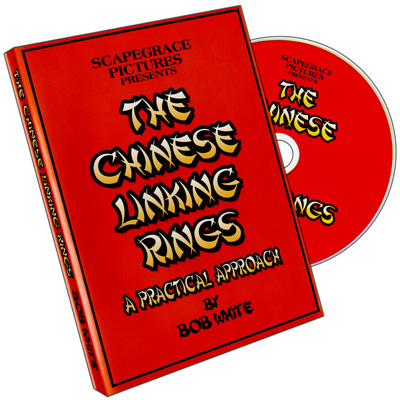 Chinese Linking Rings by Bob White - DVD
