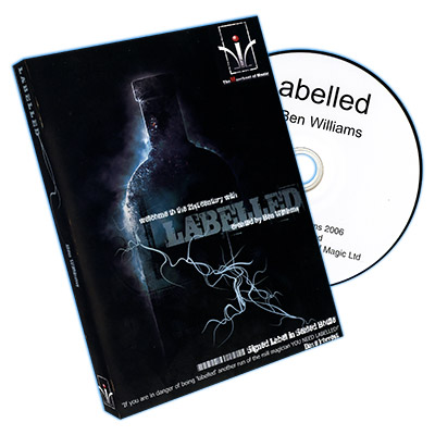 Labelled by Ben Williams - DVD