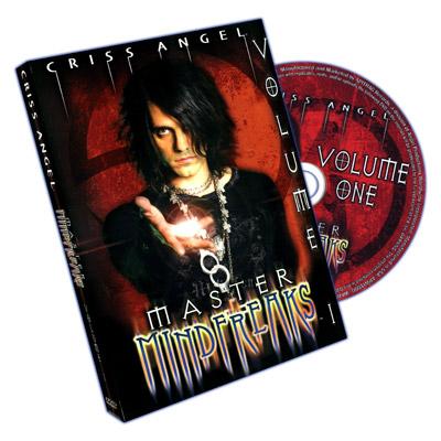 Master Mindfreaks - Criss Angel - Vol 1