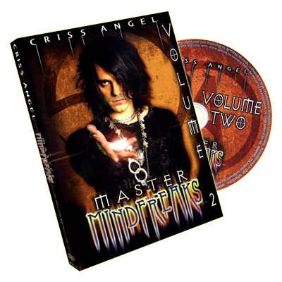 Master Mindfreaks - Criss Angel - Vol 2