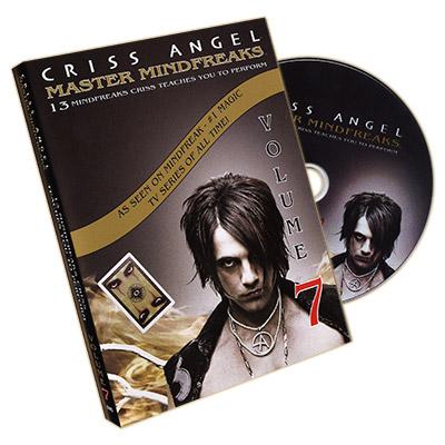 Mindfreaks Vol. 7 - Criss Angel