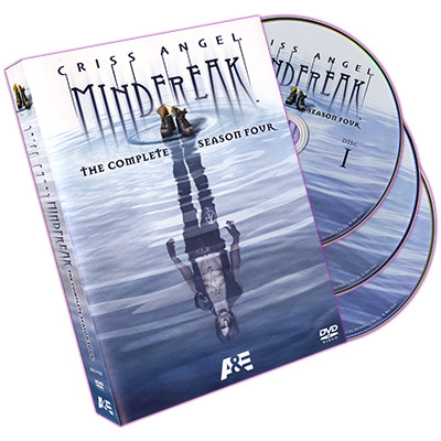 Mindfreak - Complete Season 4 by Criss Angel  - DVD