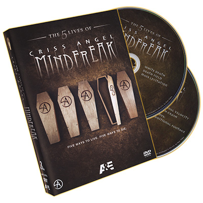 Mindfreak - Complete Season Five by Criss Angel  - DVD