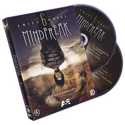 Mindfreak - Complete Season Six by Criss Angel  - DVD