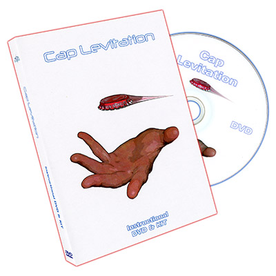Cap Levitation (And Kit) - DVD