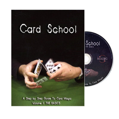 Garabed's Card School Volume 1 - The Basics