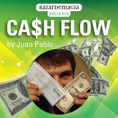 Cash Flow (DVD & Gimmick) - Juan Pablo