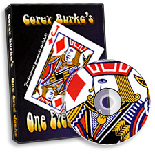 One Eyed Jack Corey Burke, DVD