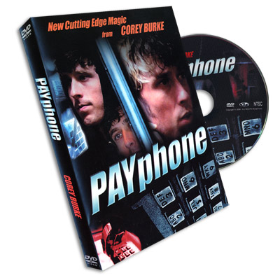 PAYphone by Corey Burke - DVD