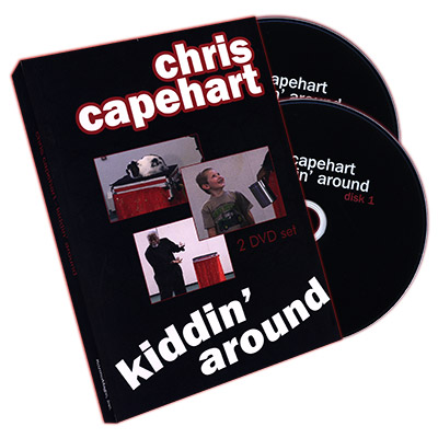 Kidding Around (2 DVD Set) by Chris Capehart - DVD