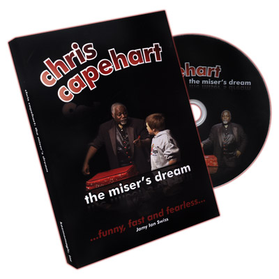 Miser's Dream by Chris Capehart - DVD