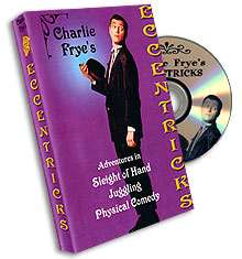 Eccentricks Charlie Frye- #1, DVD