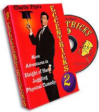 Eccentricks Charlie Frye- #2, DVD