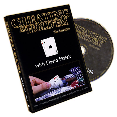 Cheating At Hold'em: The Essentials by David Malek - DVD